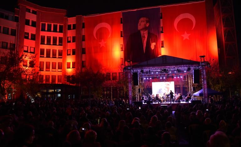 Kadıköy Cumhuriyet Yürüyüşüne Hazır