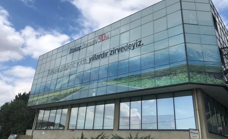 """Otokoç, yenilenen yönetim binası ile """"Leed Yeşil Ofis Kampüsü Sertifikası"""" aldı"""