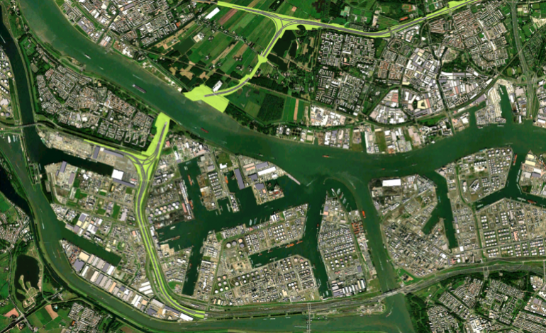 Rönesans'ın, Hollanda'daki 1 milyar Euro'luk ortak projesinde inşaat başladı
