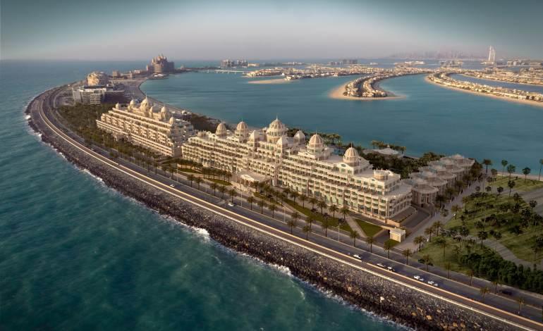 Deniz Kenarında İhtişamlı Bir Saray: Emerald Palace Kempinski Dubai 29 Kasım 2018'de Açılıyor