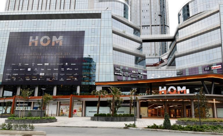 HOM Design Center 100 seçkin tasarım ve dekorasyon markasını tek çatı altında buluşturuyor