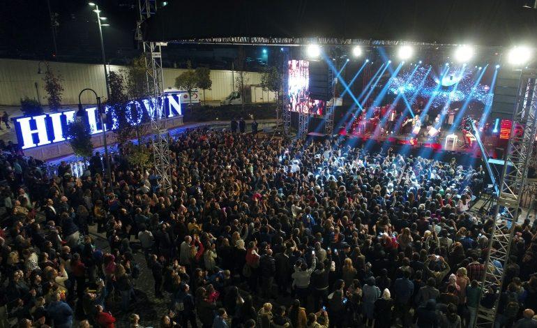 Hilltown'un büyük açılışına 2 Platinum MarCom Ödülü birden