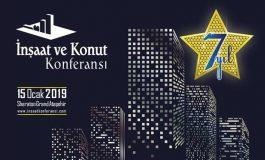 İnşaat ve Konut Konferansı 2019, 1 Hafta sonra Kapılarını Açıyor