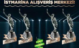 İstMarina AVM'ye MarCom Awards'tan 4 ödül