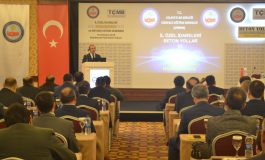 Beton Yol ve Uygulama Semineri Ankara'da Düzenlendi