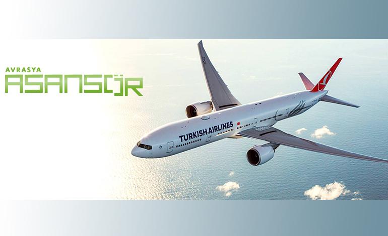 CNR Avrasya Asansör Fuarı ziyaretçileri THY ile indirimli uçacak