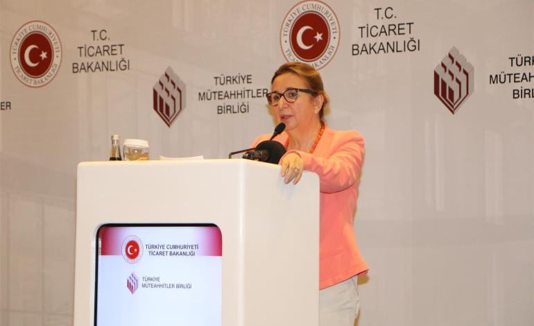 """""""İngiliz Exim'i 30 milyar poundluk bütçesini Türk müteahhitlerimizle paylaşmaya hazır"""""""