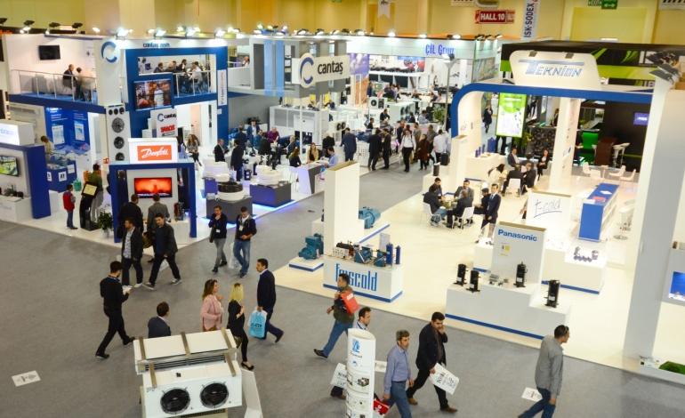 İhracat şampiyonu iklimlendirme sektörü ISK-SODEX'e odaklandı