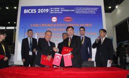 Asya'nın En Büyük İş Makineleri Fuarı BAUMA CHINA'da Türk Rüzgarı Esti