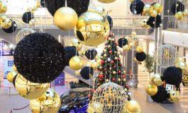 İstMarina AVM'de Yeni Yıl Festivali Başladı!