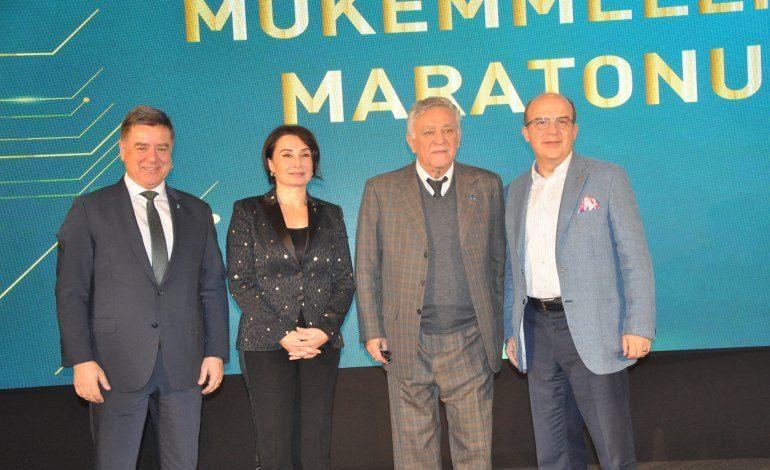 """KalDer """"Mükemmellik Maratonu""""nu Tanıttı"""