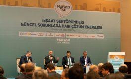 İnşaat Sektörünün Sorunları Mardin'de Ele Alındı