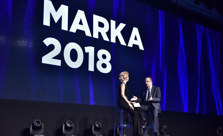 MARKA Konferansı'nda  Sahne Başarı Hikayeleriyle Dolu
