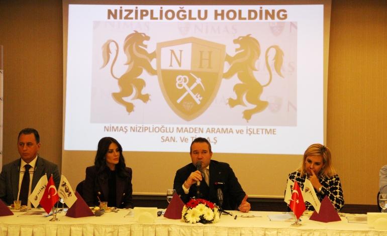 Niziplioğlu Holding Altın Arayacak