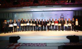 Gayrimenkul Sektörüne Yön Verenler Real Estate Stars'da Ödüllerini Aldı
