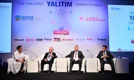 """İZODER Başkanı Levent Pelesen:  """"Türkiye, stratejik öneme sahip yalıtım konusunda  büyük aşama kaydetti"""""""