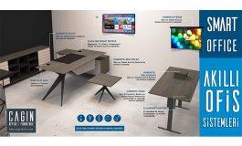 IMOB Mobilya Fuarında  Çağın Akıllı Ofis Konsepti ile yer alıyor