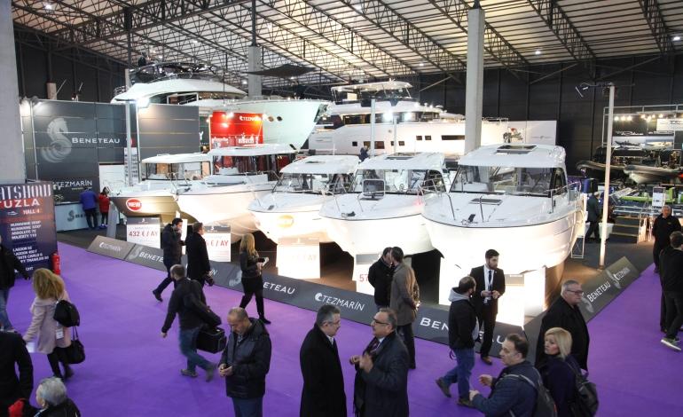 600 Milyon TL'lik 200 Tekne Gispir Boat Show Tuzla'da Görücüye Çıkıyor