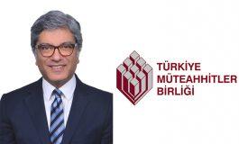 Türkiye Müteahhitler Birliği'nde yeni Genel Sekreter Hasan Yalçın