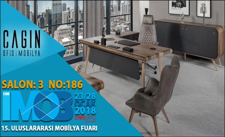 IMOB – 15. Uluslararası İstanbul Mobilya Fuarı 22 Ocak'ta Başlıyor!