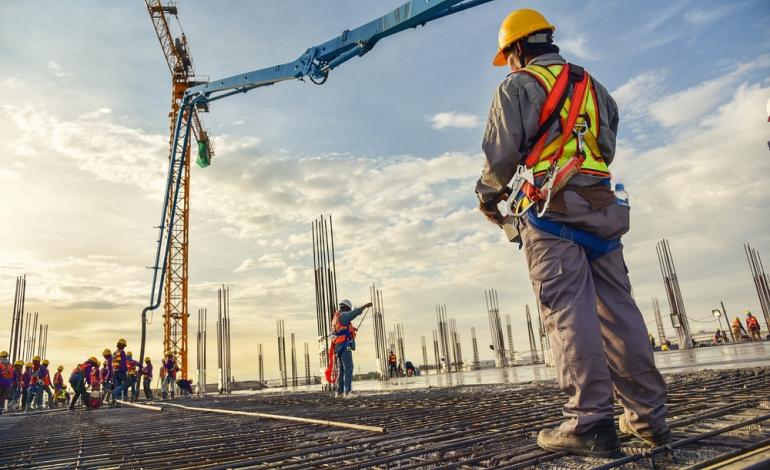 İnşaat sektöründe Mart ayında ciro yüzde 16,2 arttı