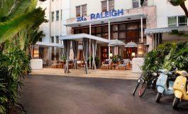 Bilgili Grubu Amerika Miami'deki Ünlü Raleigh Otel'i Satın Aldı