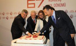 Türkiye Müteahhitler Birliği, 67. Kuruluş Yıldönümü'nü bir resepsiyonla kutladı