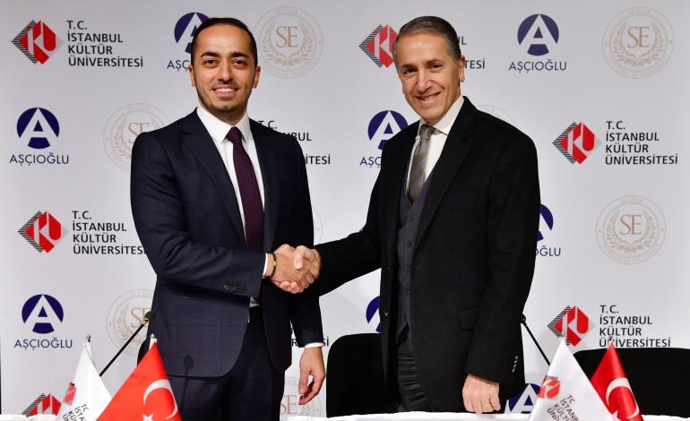 Aşçıoğlu Grubu, İstanbul Kültür Üniversitesi İle İşbirliği Protokolü İmzaladı