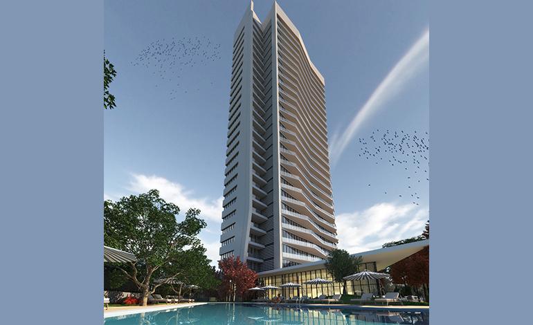 Tago Architects'ten Anadolu Yakasına Yeni Nesil Konut Tasarımı: Daire Kartal