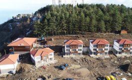 Ordu Turizmine Villa Tipi Otel!
