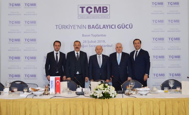 Nihat Özdemir: Türk Çimento Sektörü 2018 Yılında 614 Milyon Dolarlık İhracata Ulaştı