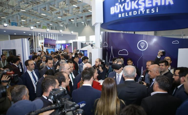 World Cities Congress İstanbul, 13-15 Mart 2019 tarihlerinde gerçekleşecek