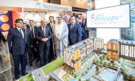 Arap yatırımcılar gayrimenkul fuarına akın etti