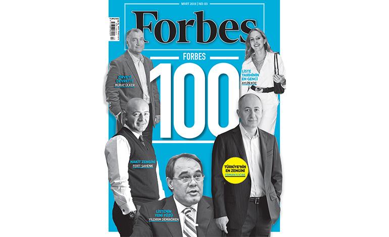 """En Zengin 100 Türk'ün Sıralandığı """"FORBES 100"""" Listesi Açıklandı"""