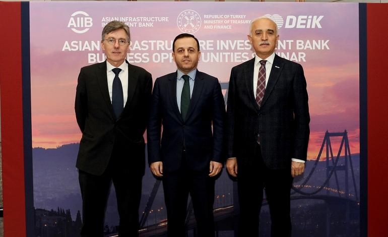 Türkiye, Altyapı Yatırımları İçin Büyük Bir Potansiyel Sunuyor