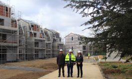 Türkiye'de bina tamamlama sigortasının ilk kez uygulandığı proje taahhütlerine uygun devam ediyor