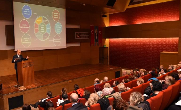 Kadıköy Belediyesi Dünyada İlk Entegre Rapor Çalışması Yapan Belediye Oldu