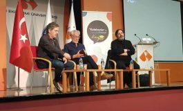 Kalebodur'la Mimarlar Konuşuyor 'Kampüs',  İzmir Ekonomi Üniversitesi'nde öğrencilerle buluştu