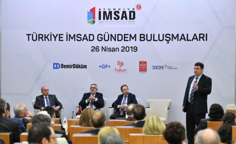2019'un İlk İmsad Gündem Buluşması gerçekleştirildi