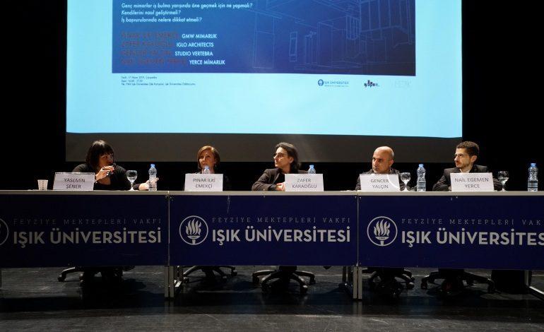 Profesyonellerden Genç Mimarlara Kritik Uyarılar