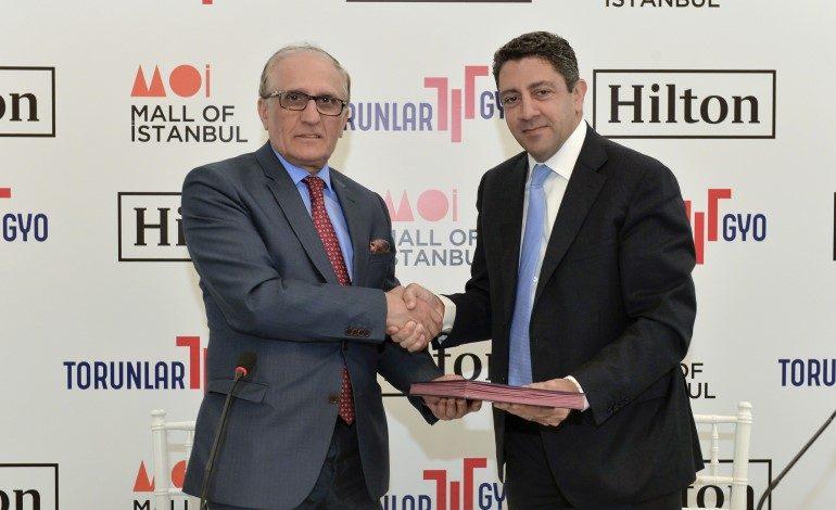 Torunlar GYO Otel Yatırımlarına Hilton Markası İle MALL OF İSTANBUL'dan Başlıyor