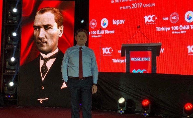 """Apsiyon """"Türkiye'nin En Hızlı Büyüyen 100 Şirketi"""" arasında!"""