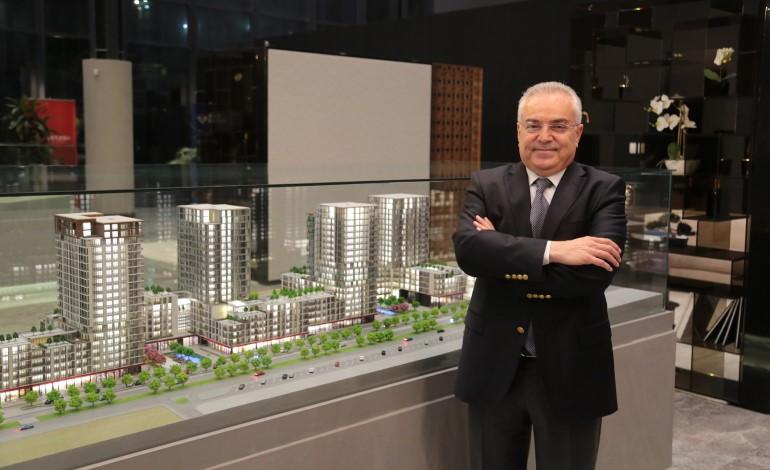 Akzirve Strada ile Bahçeşehir'e yeni bir yaşam şekli sunacak