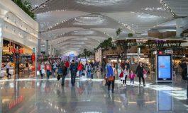 İstanbul Havalimanı'na 06-30 Nisan tarihleri arasında 4 milyon yolcu ayak bastı