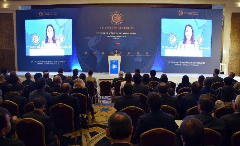 Türkiye Müteahhitler Birliği, Ticaret Müşavirleriyle Buluştu