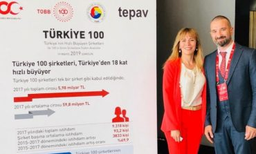 Karaoğlu Peyzaj, Türkiye'nin En Hızlı Büyüyen 100 Şirketi Arasına Girdi!