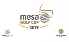 Mesa Golf Cup Turnuvası Başlıyor