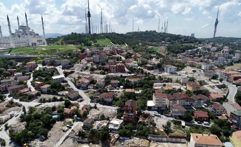 Üsküdar Belediyesi'nden Kirazlıtepe Kentsel Dönüşümünde İkici Adım!