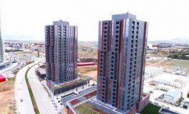 Akfen İnşaat'ın 556 milyon lira yatırımla tamamladığı Bulvar Loft projesine 1.5 ayda 200 aile taşındı