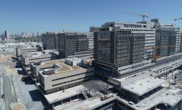 """Başakşehir Şehir Hastanesi, İstanbul'u """"sağlığın başkenti"""" yapacak"""